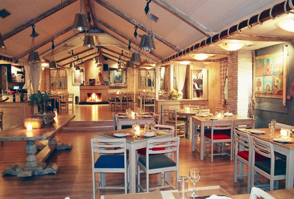 Σαλματάνης παραδοσιακό εστιατόριο