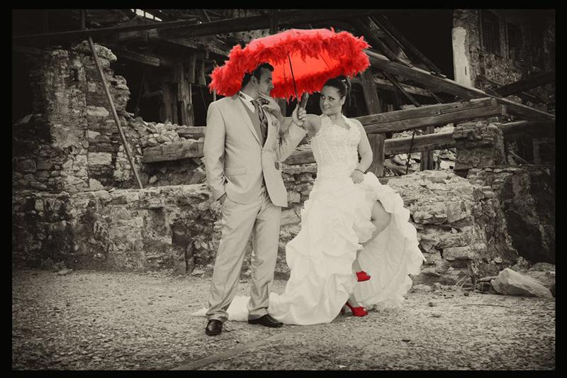 Θεματική φωτογράφιση γάμου