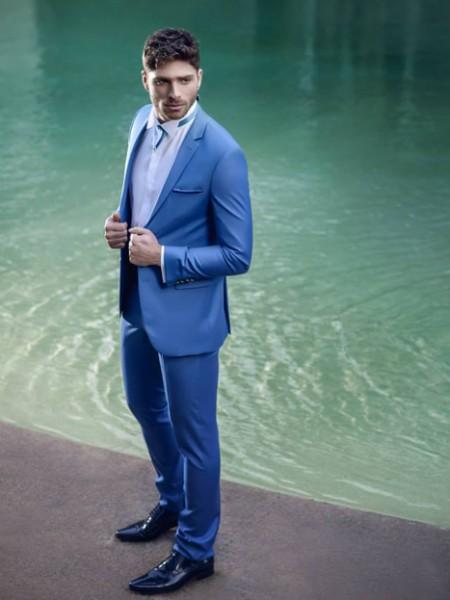 Γαμπριάτικο κοστούμι-Pregio