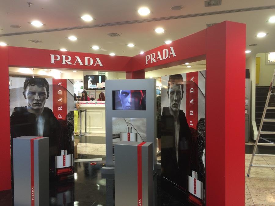 H Prada συνεργάζεται με ΗI-Power