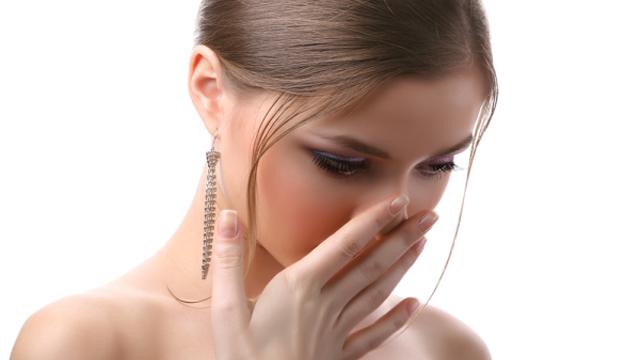 Κακοσμία στόματος - Γάμος