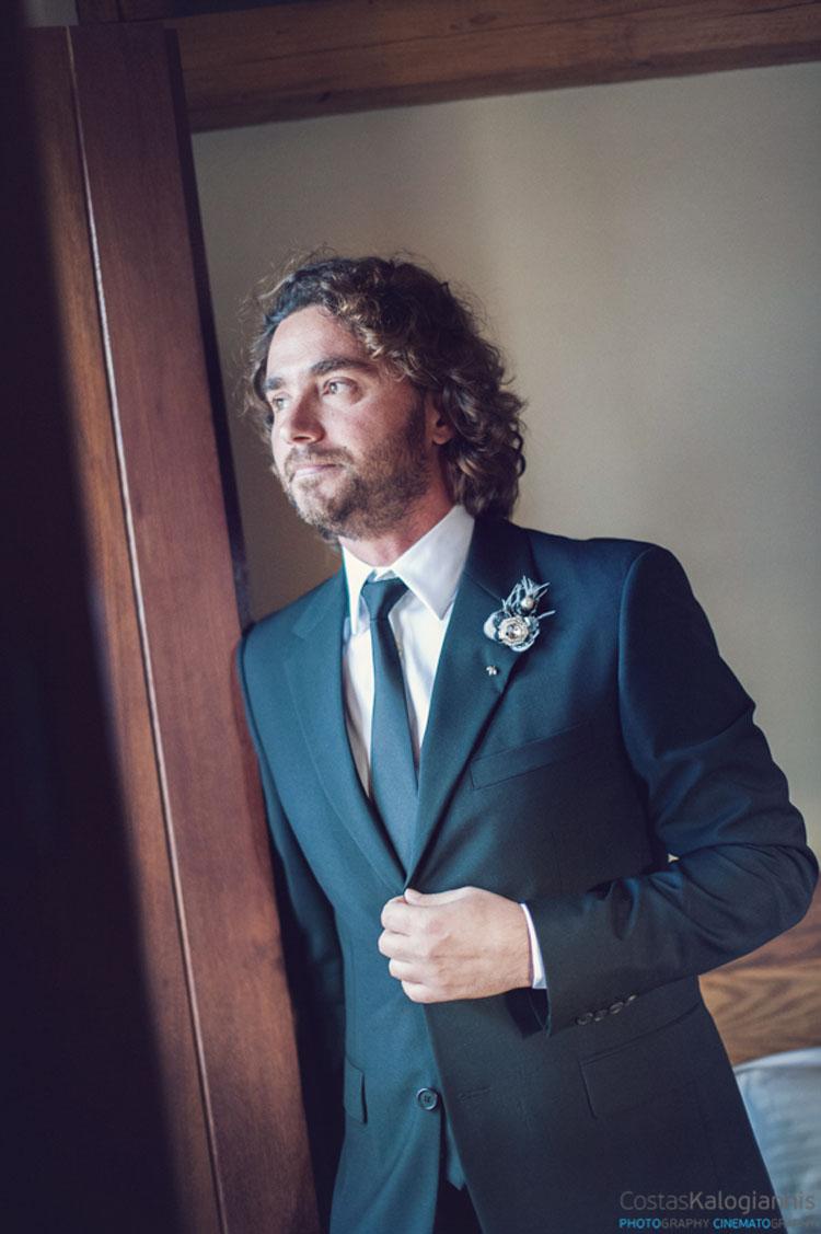 Γαμπριατικο κοστούμι Prada