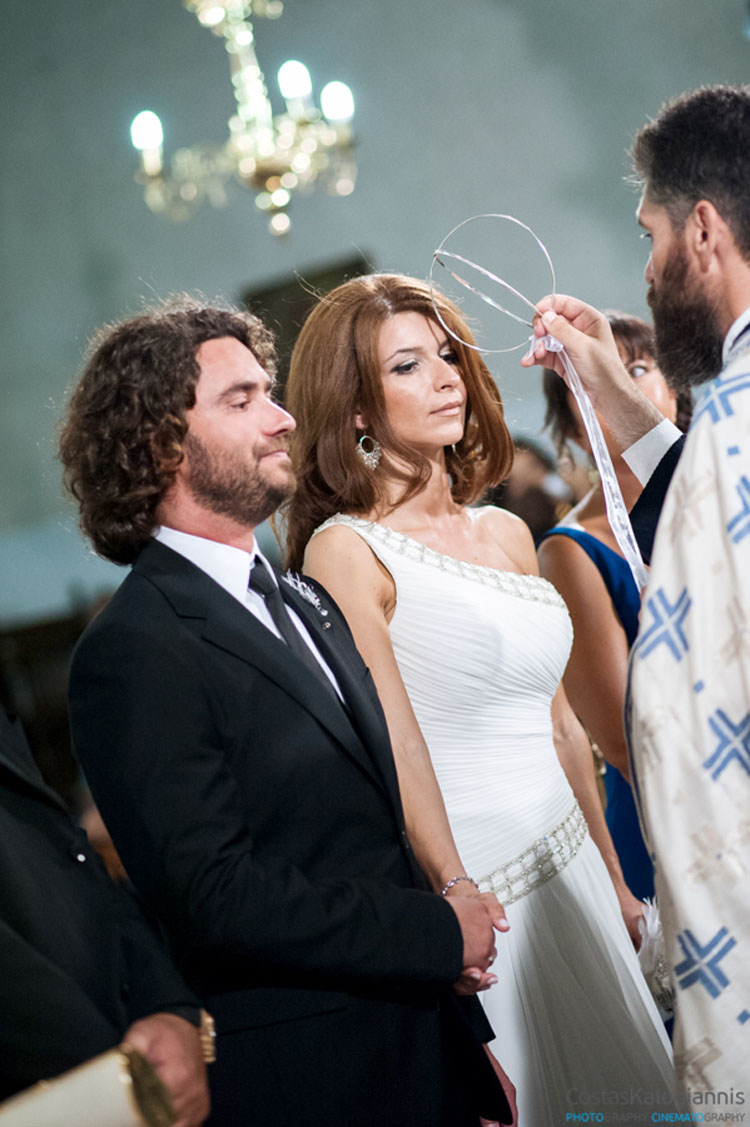 Elegant  και chic γαμος στη Μονεμβασια