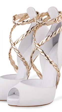 White shoes dukas