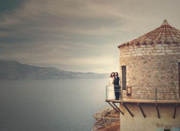 Γαμος στη Μονεμβασια