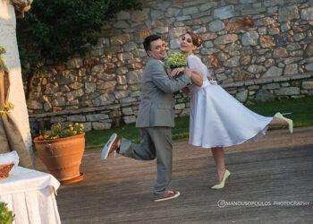 Μοντερνος γαμος Thodoris Stavroula