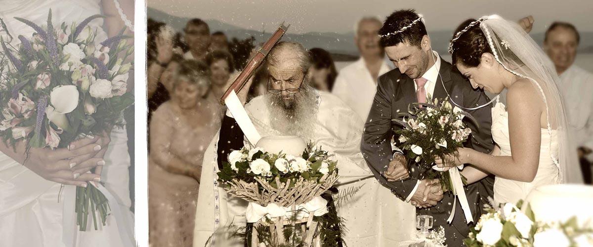 Flowers wedding photo by Studio Alpha