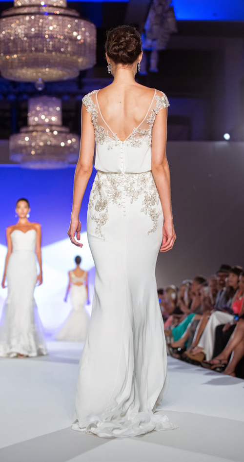 wedding-dress-Blue