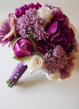 Μοβ λουλουδια
