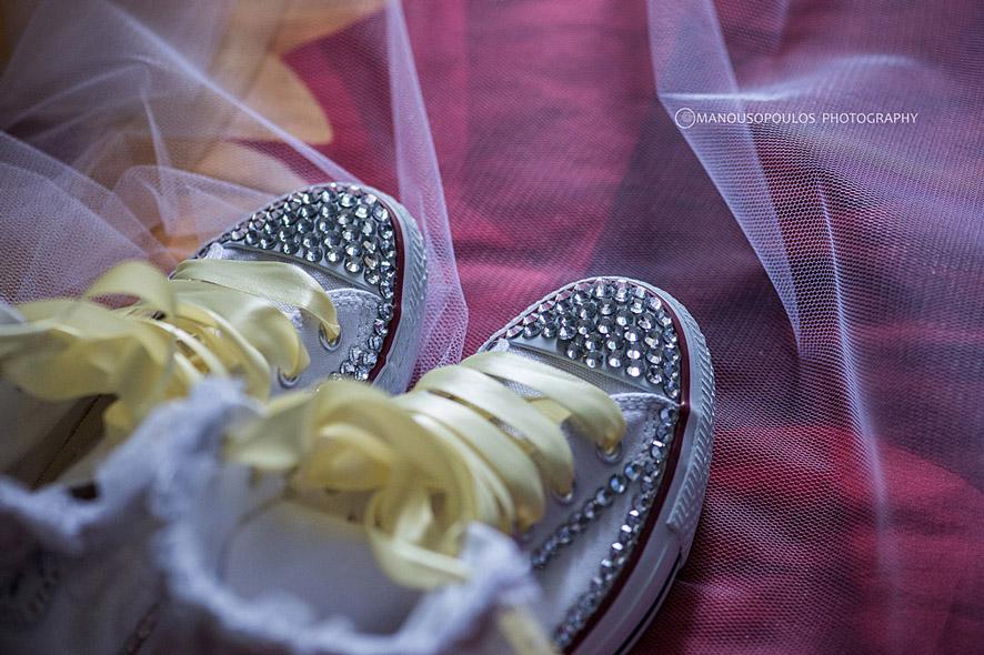 Τα δευτερα παπουτσια της νυφης
