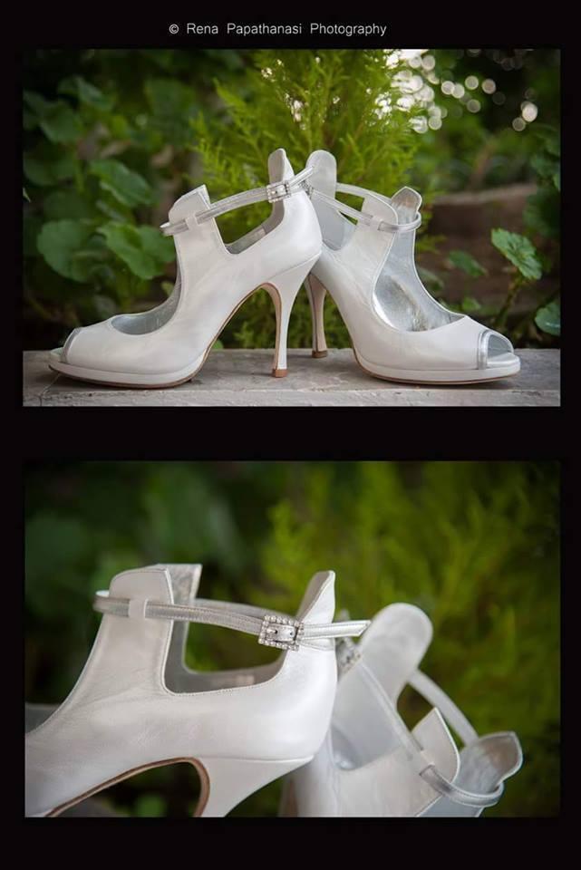 81f128a041a Νυφικά παπούτσια get in Style - myWeddingStar.gr - Ο δικος σας γαμος ...
