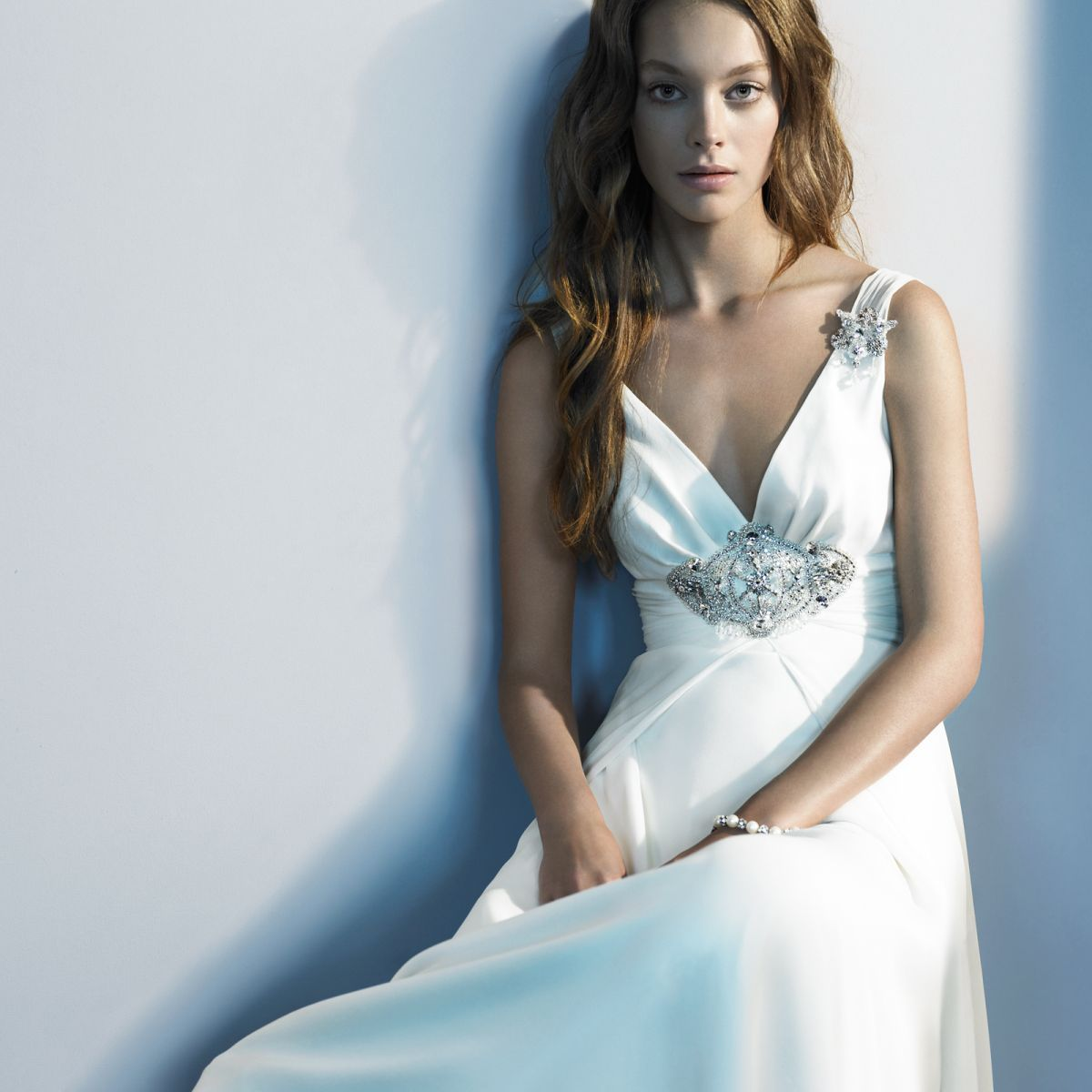 ce31cacc431 Νυφικά διακριτικά φορέματα - myWeddingStar.gr - Ο δικος σας γαμος ...