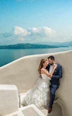 Wedding in Greece Island Photograohy Costas Kalogiannis