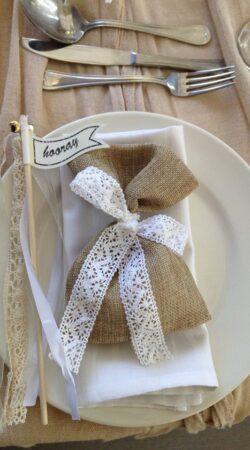 Διακοσμηση και στολισμος γαμου | Μπομπονιερα